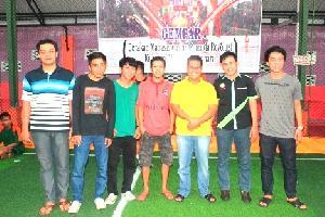 Indra Putra Tutup Turnamen GEMPAR Cup 2015
