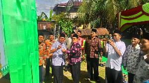 Bupati Mursini Resmikan Mesjid Baiturrahim Muhammadiyah di Pebaoun