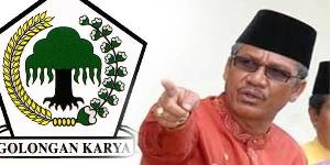 Sukarmis : Kuansing Dukung Ketua Golkar Riau Jadi Cagubri