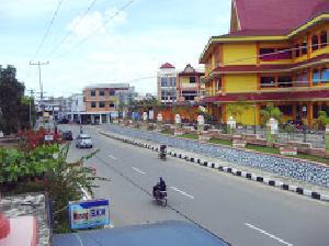 Teluk Kuantan Raih Penghargaan Harapan I Kota Kecil Bersih di Riau, Terakhir Tahun 2006 Lalu