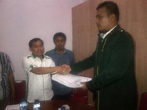 DPC PKB Kuansing Rekomendasikan Tiga Pasangan Bakal Calon, Mardjan-Muslim Urutan Teratas