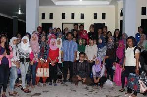 Demi Kuansing, Mahasiswa Komit Dukung Gerakan Imran Centre