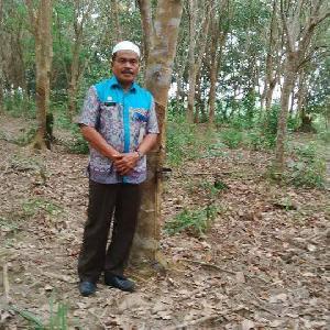 Ini Alasan Emtoni Mundur Dari Jabatan Kabid Perkebunan