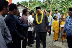 Ketua DPRD Kuansing  Ajak Warga Dukung Pemerintah