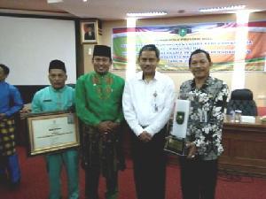 Teluk Kuantan Kota Terbersih Nomor Empat di Riau, Jadi Nominator Raih Adipura