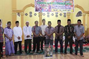 Kelurahan Benai Juara Umum MTQ Kenegerian Benai 1436 H