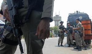 Perbatasan Indonesia, Surga Pasokan Senjata Teroris