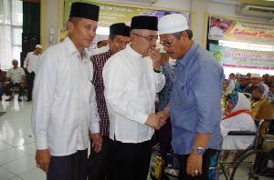 Jika Dipaksa Partai Jadi Wagubri, Sukarmis Sedih Tinggalkan Kuansing